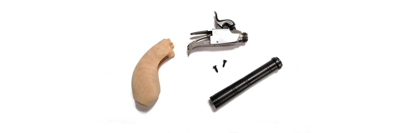 Kit pistola Derringer Liegi Pocket