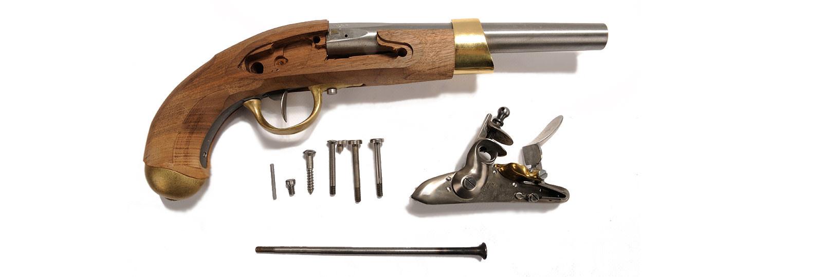 An XIII pistol kit