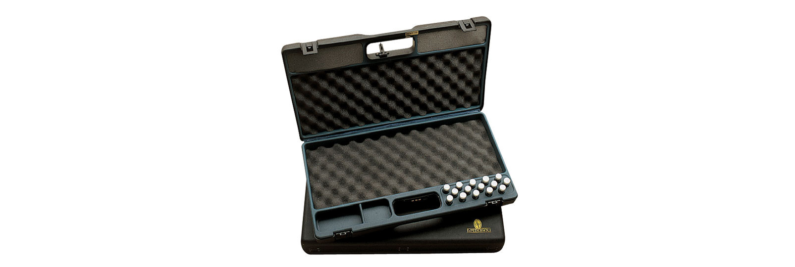 Super match pistol case