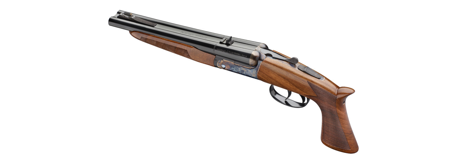 Pistola Pedersoli Howdah .45/410