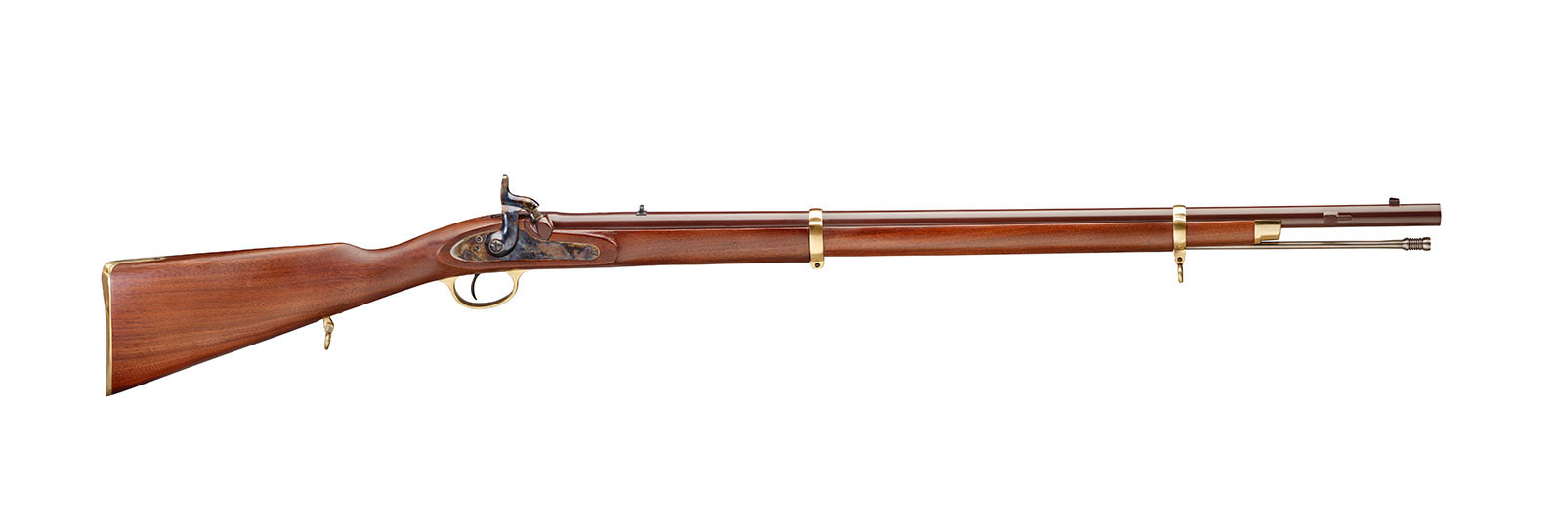 Cook & brother artillery rifle 58