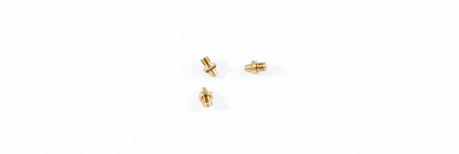 Set 3 beryllium nipples Remington