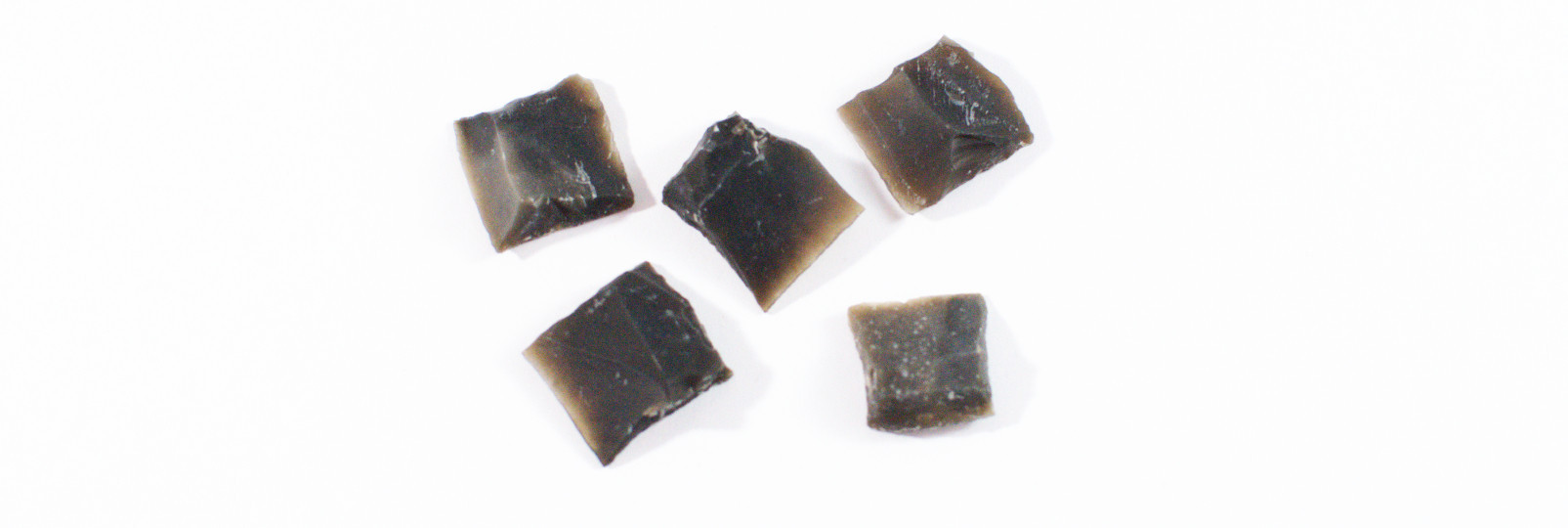 Bag of 5 large flints 7/8""