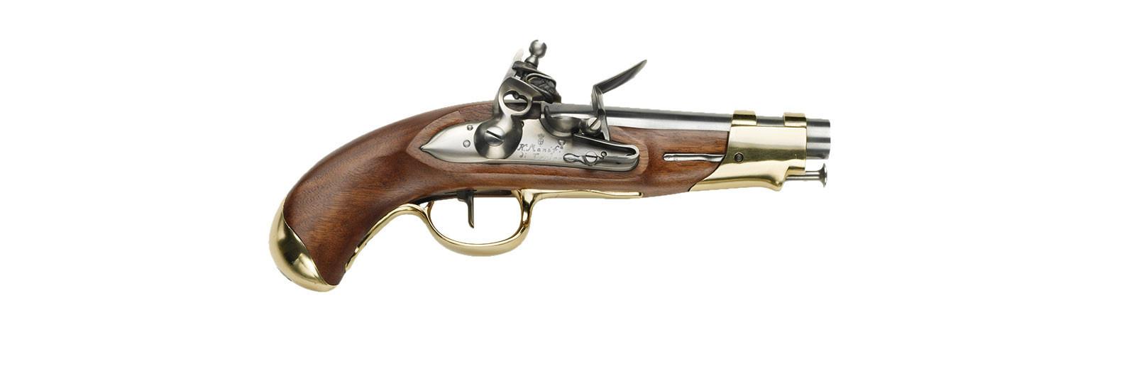 Mod.1814 Pistol Reale dei Carabinieri