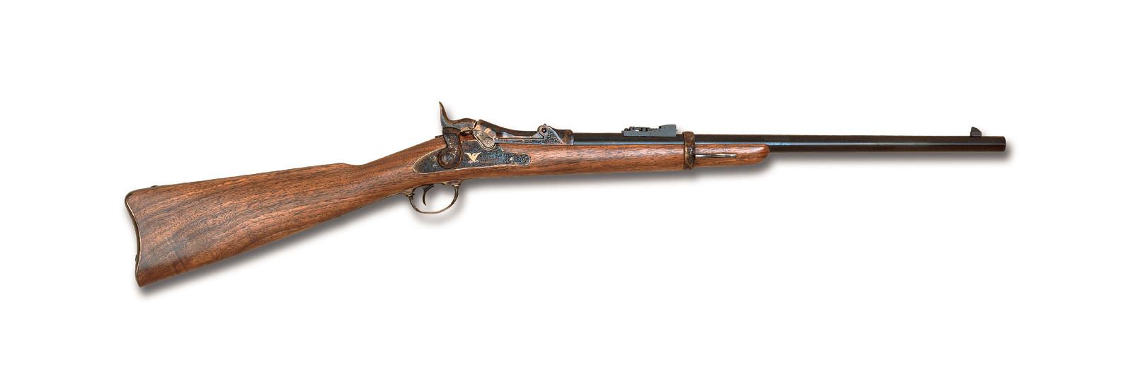 CSpringfield Trapdoor Carabine Extra Deluxe