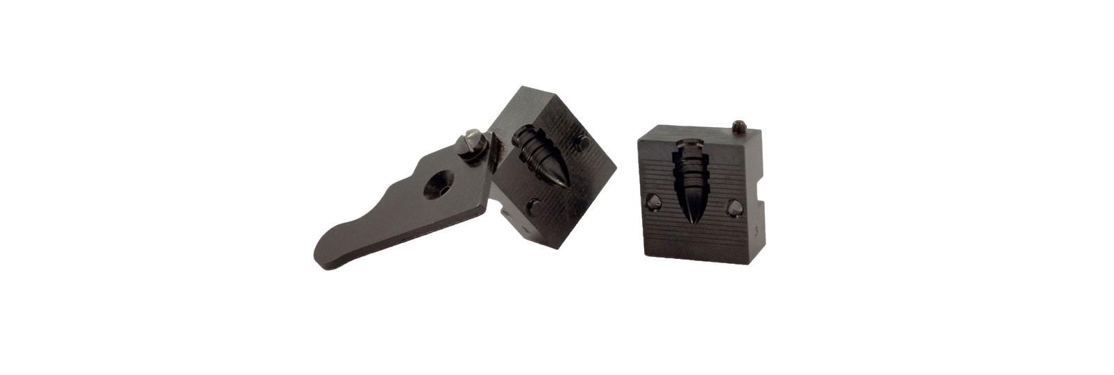 Blocco Pallottiere 1 cavità - cartuccia di carta...