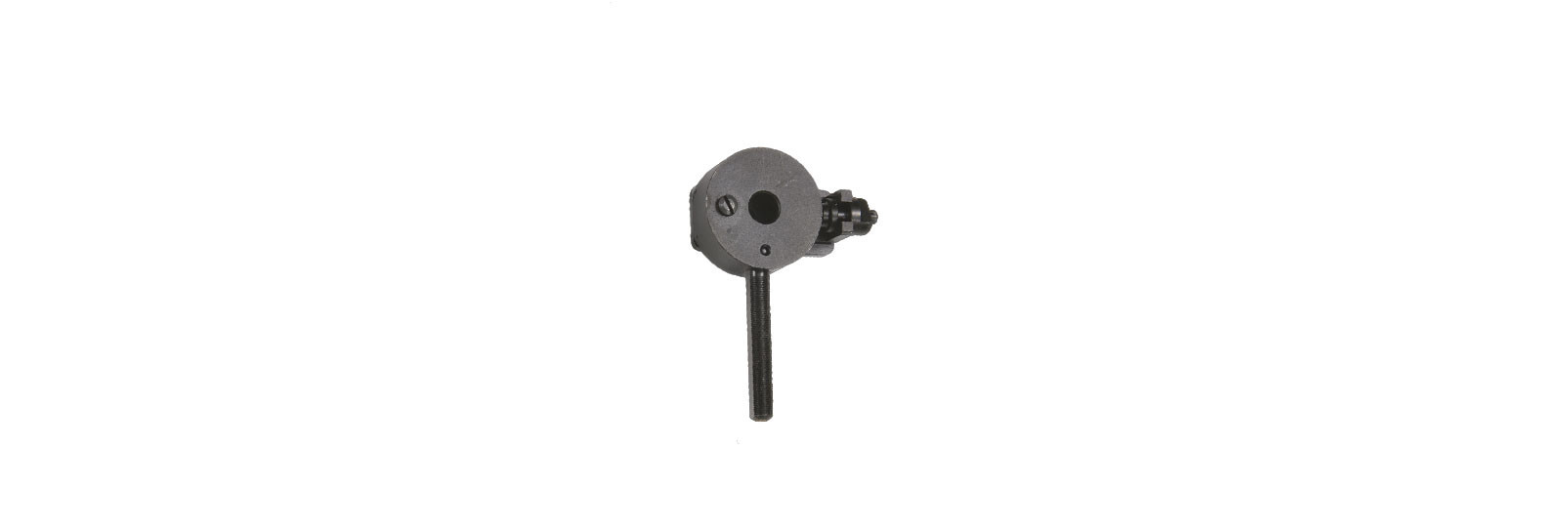 Creedmoor sight adjustable for windage