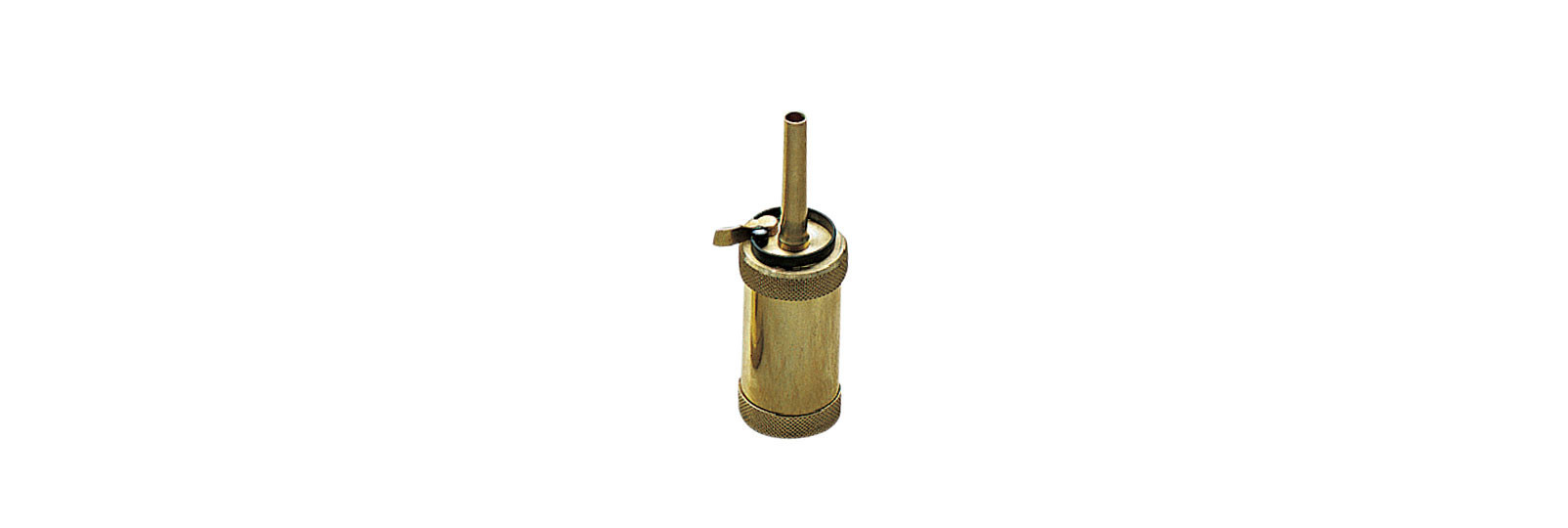 Tubolar short powder flask .44
