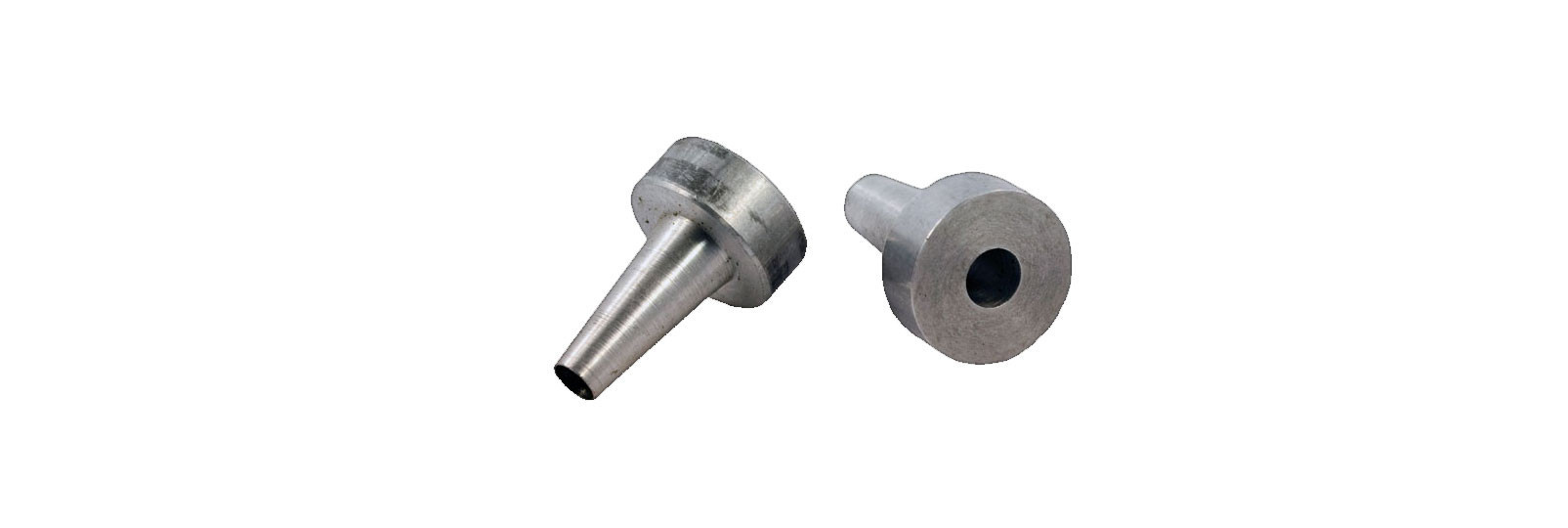 Salvabocca in alluminio