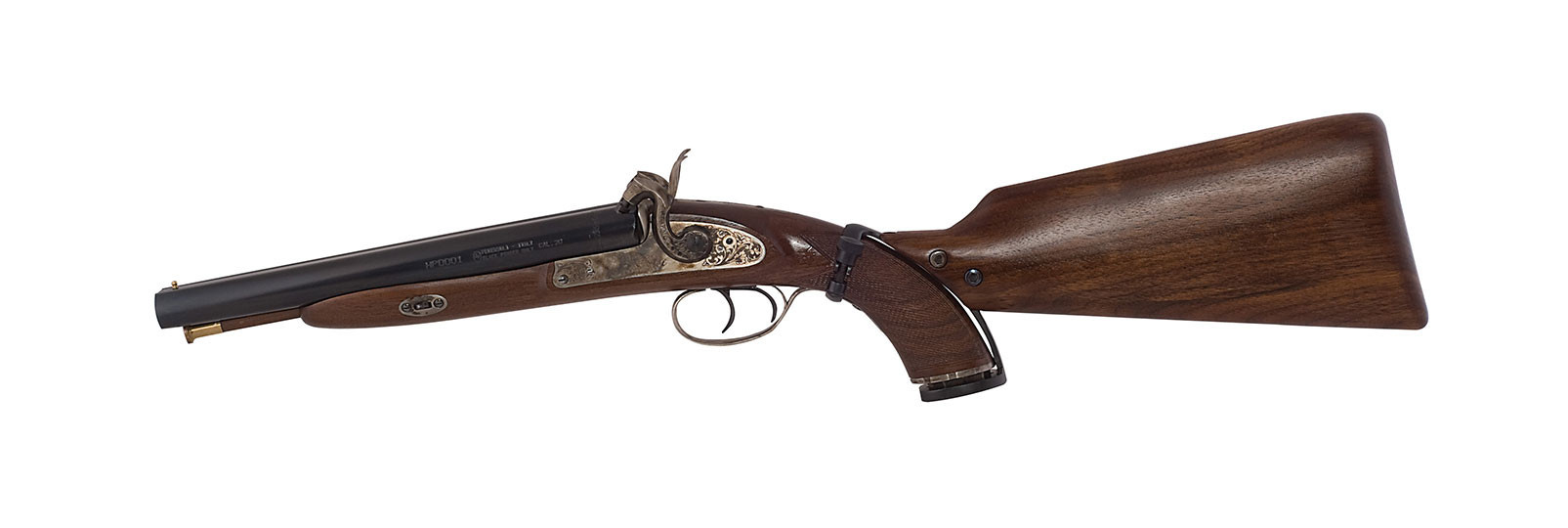 Howdah shoulder stock