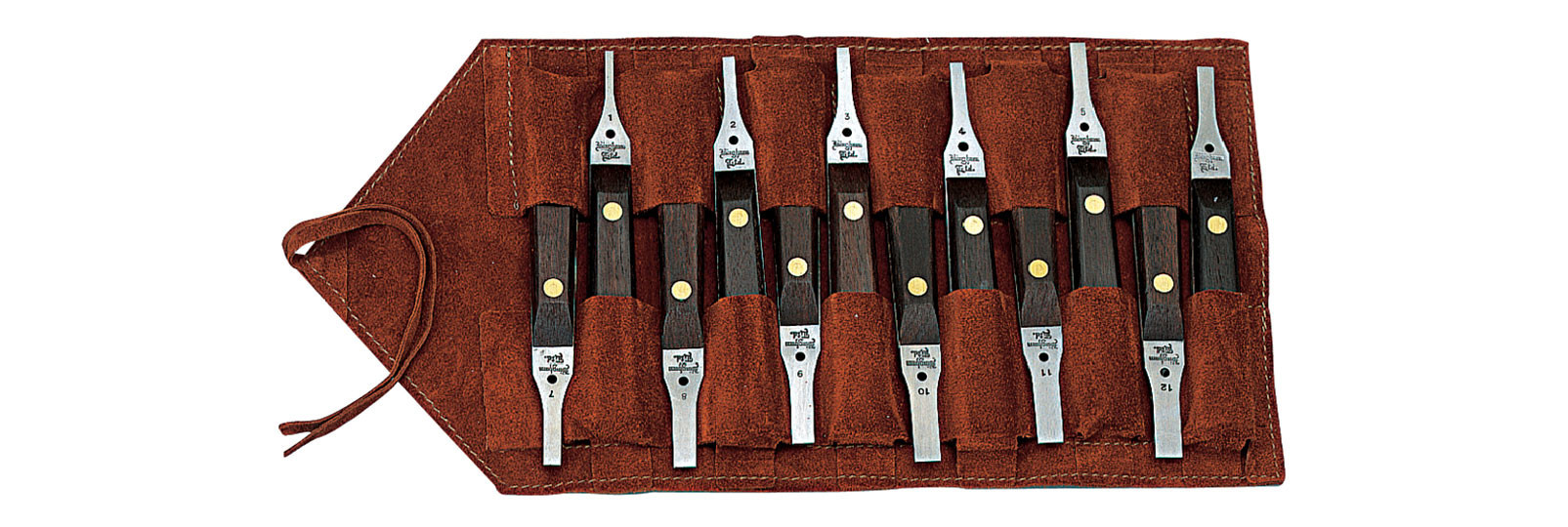 Set of 12 screwdrivers