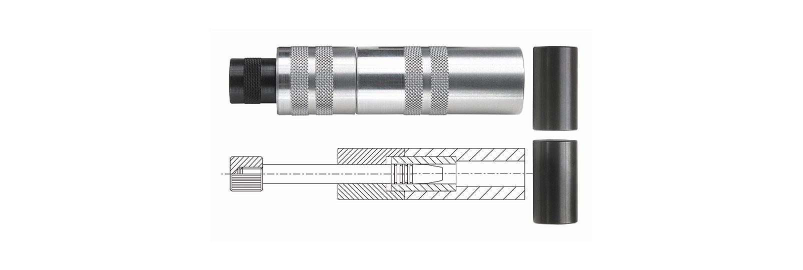 Bullet sizer maxi