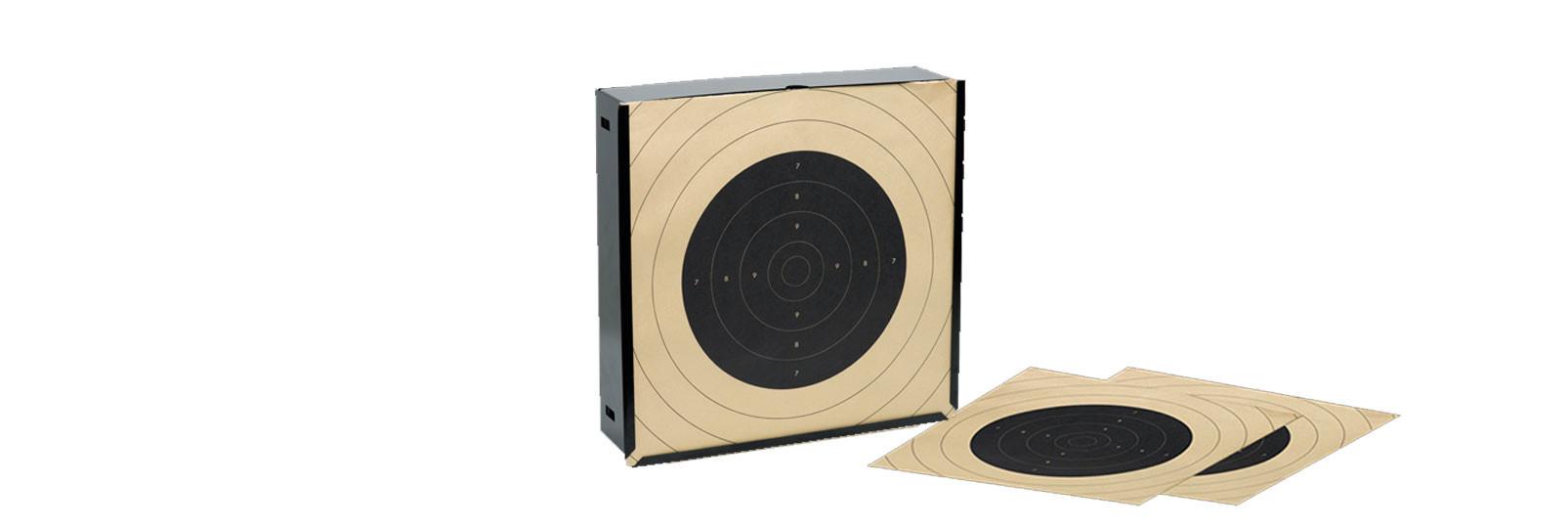 Indoor target holder