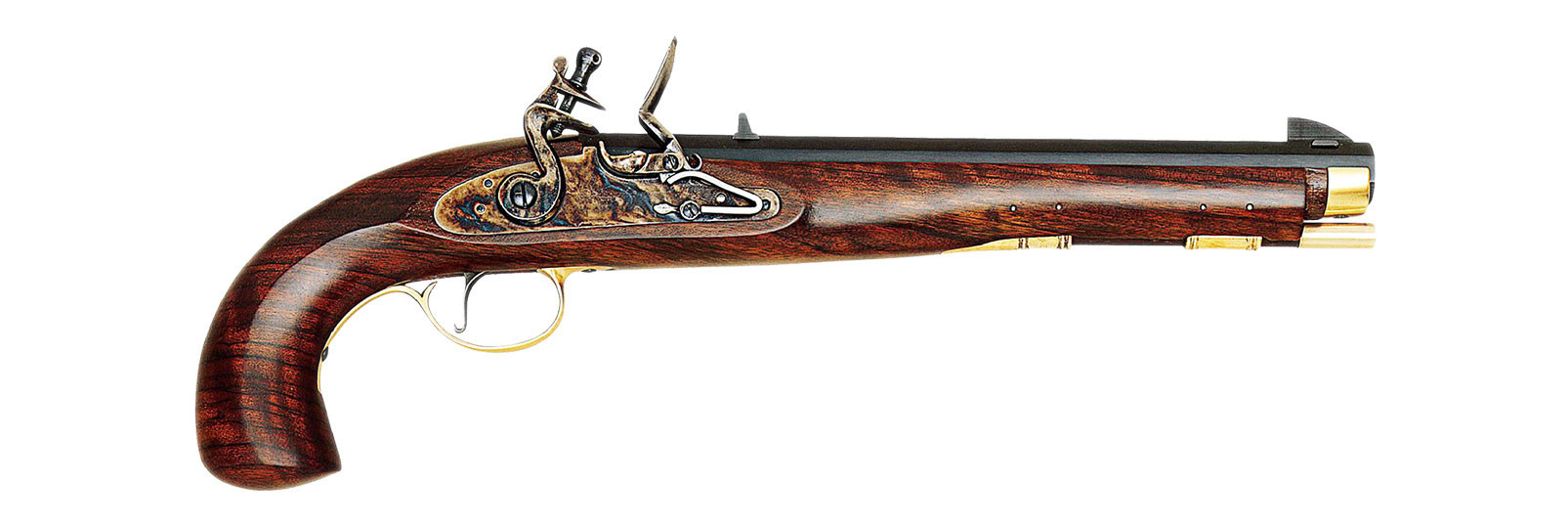 Kentucky Pistol flintlock model