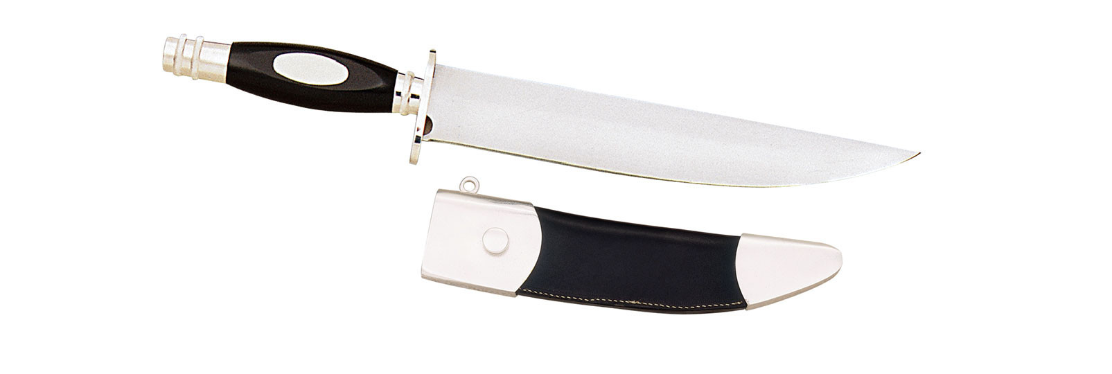Rezin Bowie Knife with DELUXE sheath