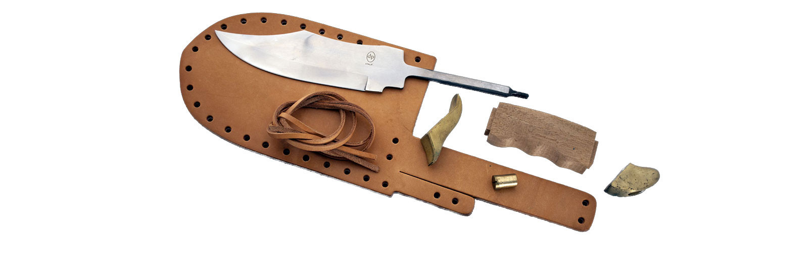 Trapper Knife kit with sheath