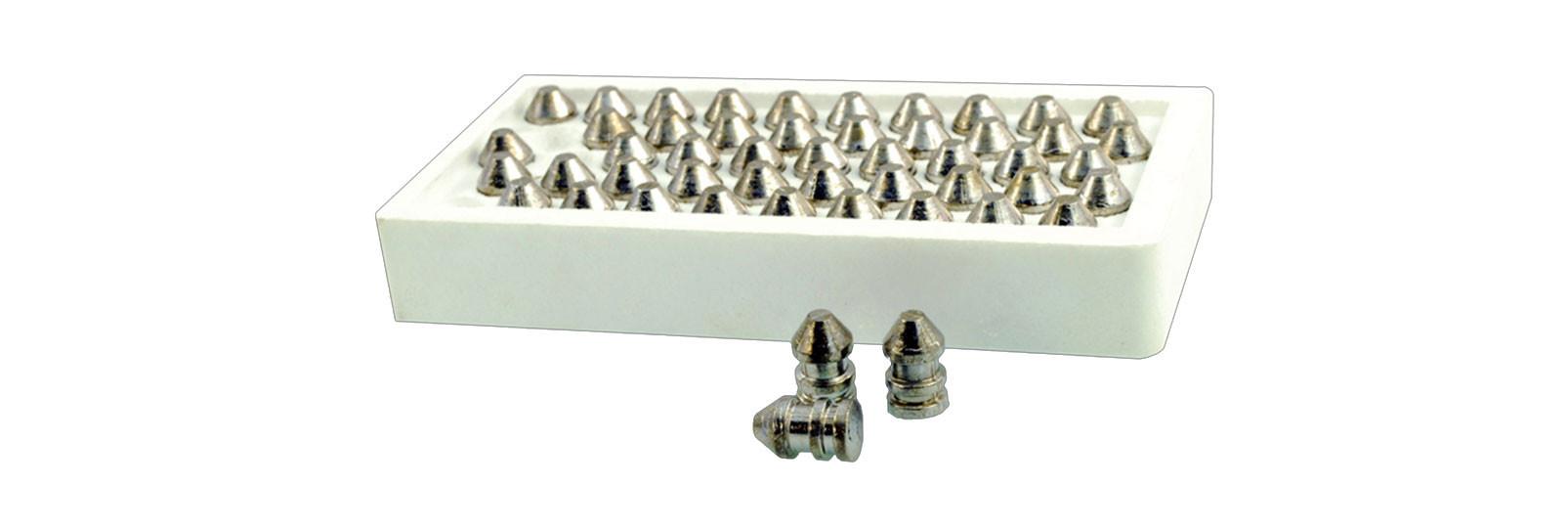 Set 50 maxi bullets
