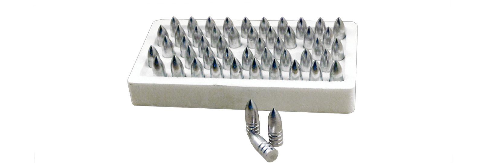 Set 50 Spitzer bullet