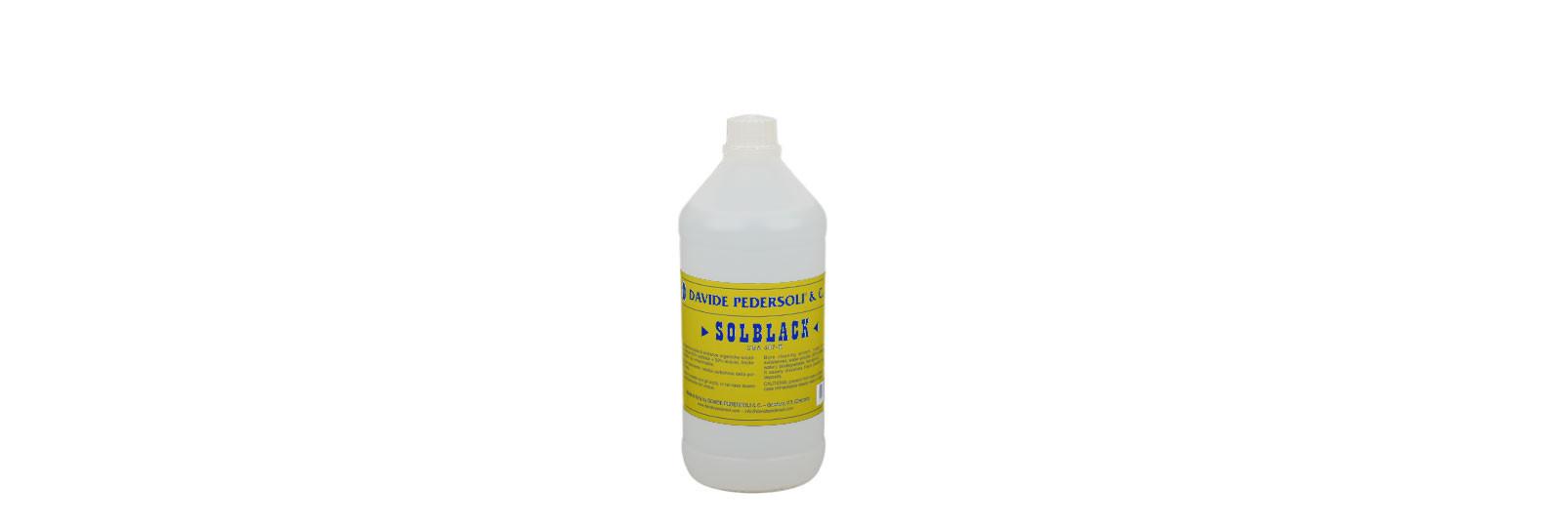 "Detergente ""Solblack"" 1000 ml"
