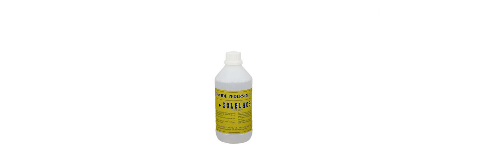 "Detergente ""Solblack"" 500 ml"
