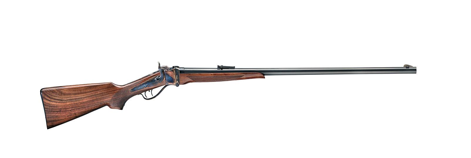 "1877 sharps long range 30"" .45/70"