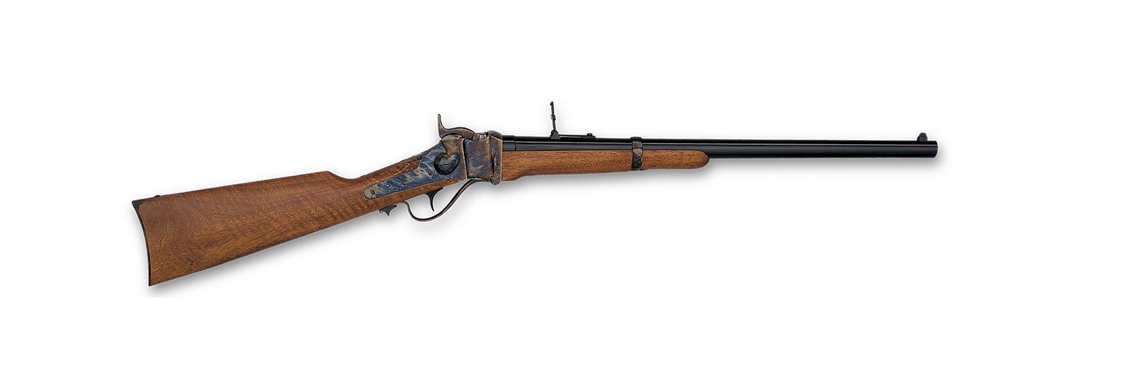 1874 Sharps Cavalry Carbine 22""