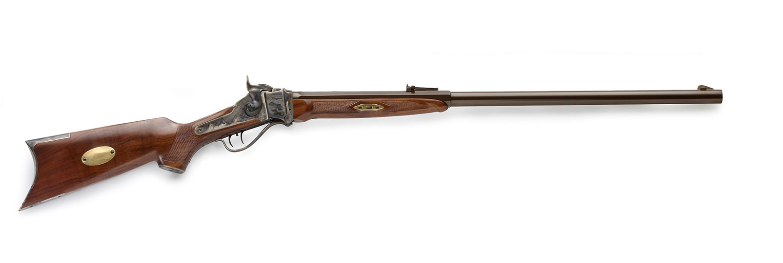 1874 sharps old west walnut .45-70