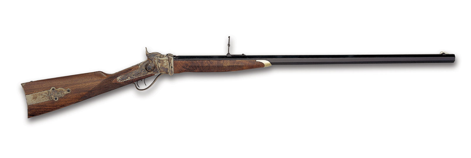 "1874 Sharps ""Q"" Down Under Sporting 34"""