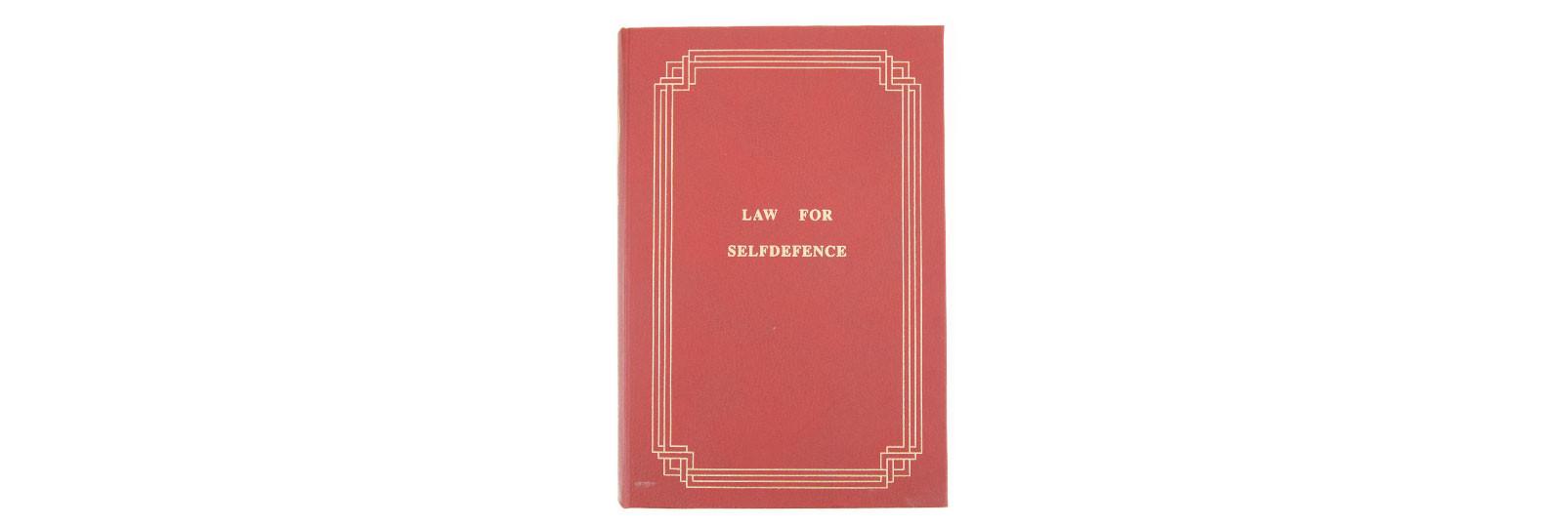 Cofanetto libro per Derringer Liegi