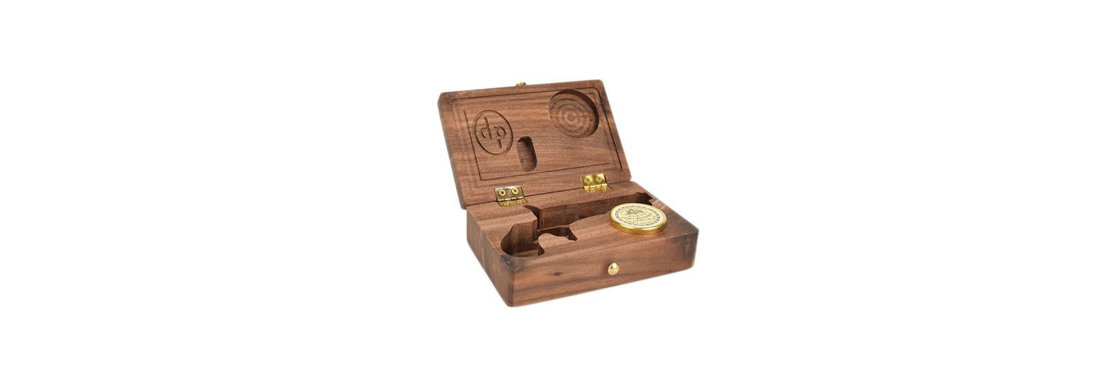 Cofanetto in legno per Derringer Guardian