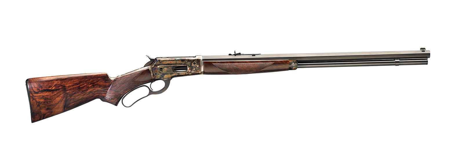 """1886 lever action .45-70 26"""" oct"""