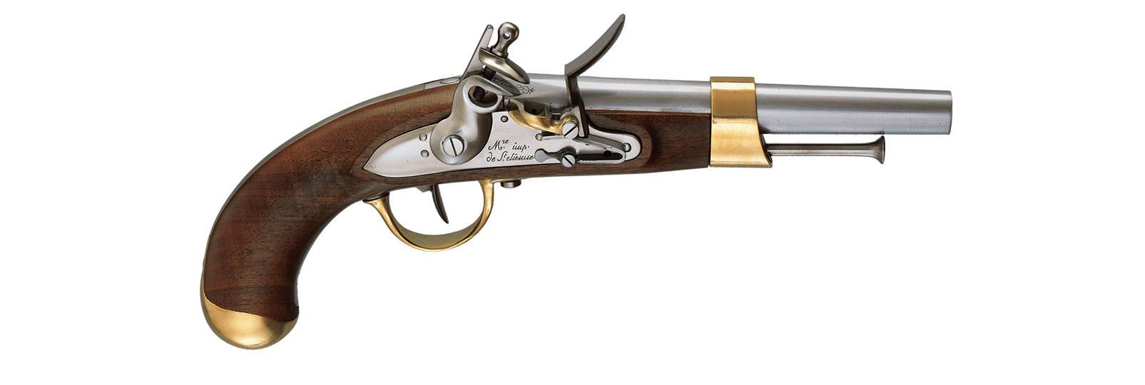 An XIII Pistol