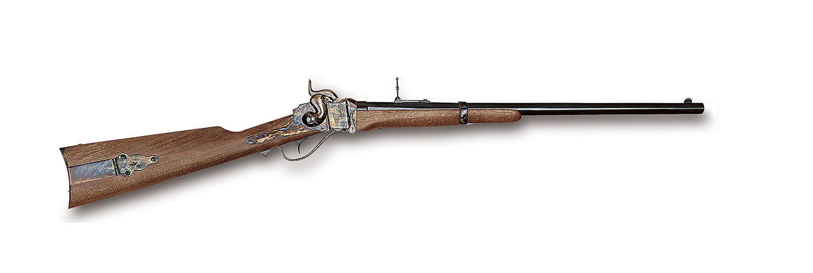 "1859 Sharps Cavalry 22"""
