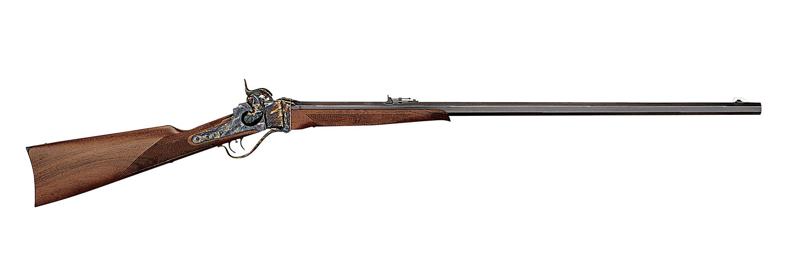 "1863 Sharps Sporting 32"""