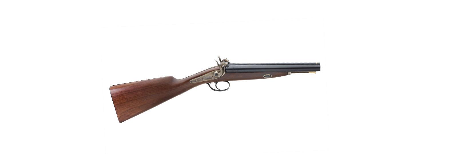 Doppietta Baker Cavalry monogrillo cal.20 CYL./CYL.