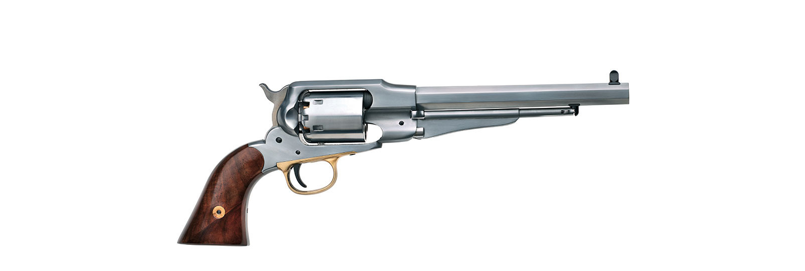 "Remington Pattern Revolver ""PEDERSOLI TARGET"" Custom"