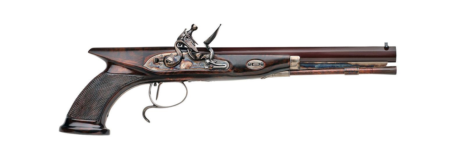 Tatham & egg pistol.45 smooth