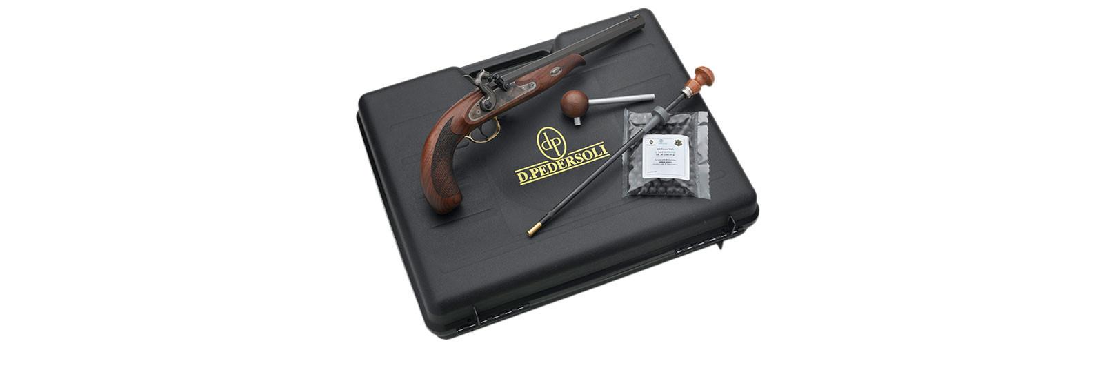 Set pistola/indoor continental duelling pistols set .45