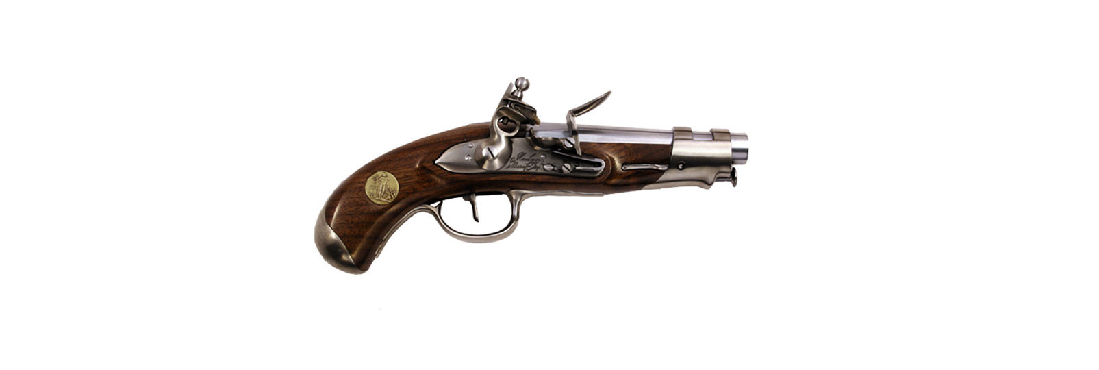 An IX De Gendarmerie Commemorative Pistol