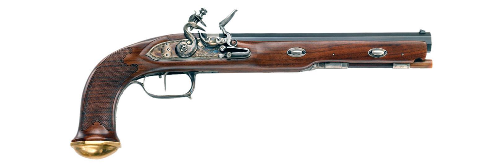 Pistola Boutet 1er Empire a pietra focaia