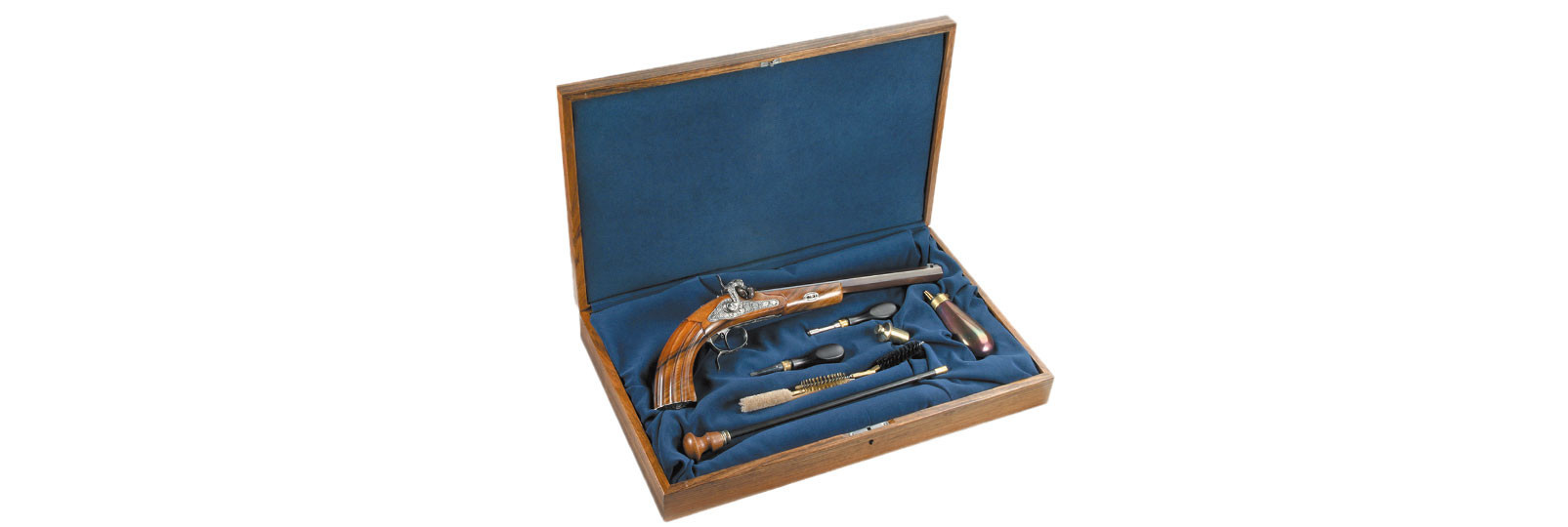 Set pistola mang in graz deluxe .44 pistol set
